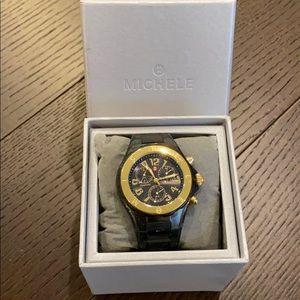 Michele Tahitian Jelly Watch, 40mm